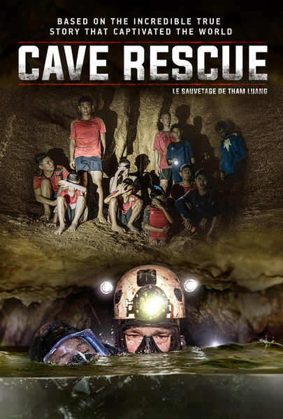 The Cave - FRENCH HDRiP
