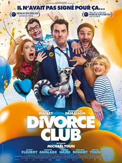 Divorce Club - FRENCH HDCAM