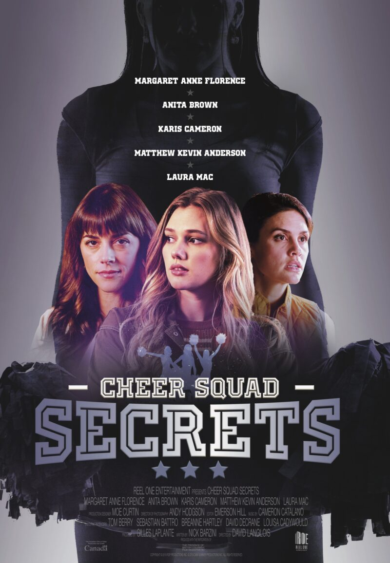 Cheer Squad Secrets  - FRENCH WEBRip