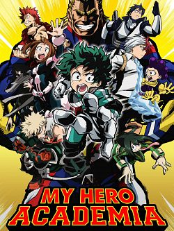 My Hero Academia - Saison 04 MULTi 1080p