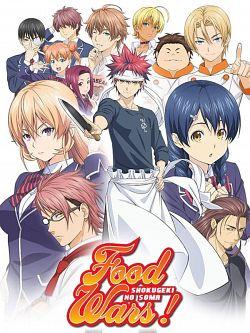 Food Wars - Saison 03 MULTi 1080p