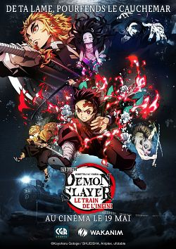 Demon Slayer - Kimetsu no Yaiba - Le film : Le train de l'infini - VOSTFR 1080p