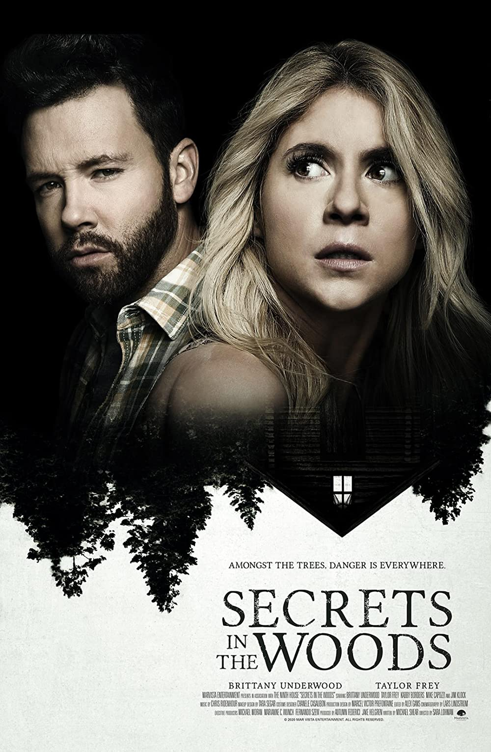 Secrets in the Woods - FRENCH HDRip
