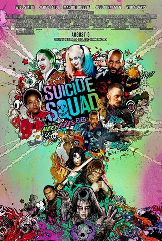 Suicide Squad HDRip French