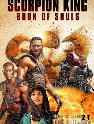 The Scorpion King: Book of Souls DVDRIP MKV French