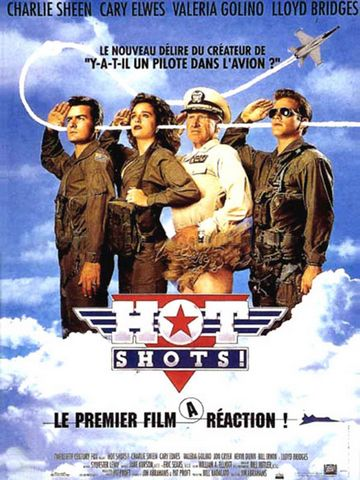 Hot Shots! DVDRIP French