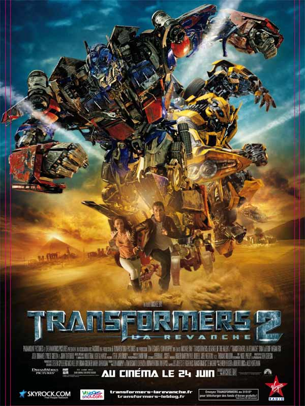 Transformers 2: la Revanche HDLight 1080p MULTI