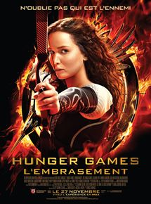 Hunger Games - L'embrasement DVDRIP French