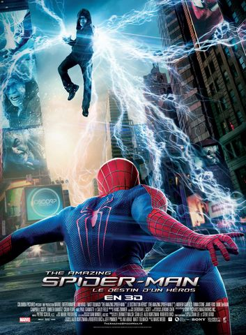 The Amazing Spider-Man : le destin DVDRIP French