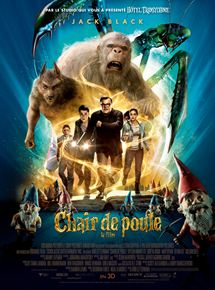 Chair de Poule - Le film BDRIP French