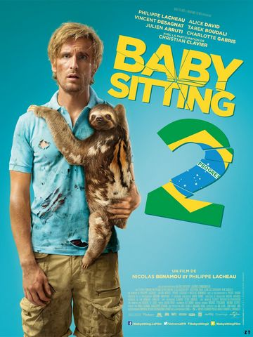 Babysitting 2 BDRIP French