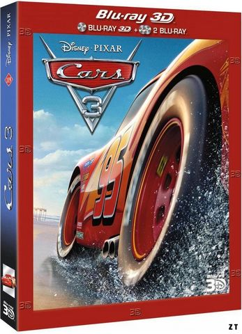 Cars 3 Blu-Ray 3D MULTI
