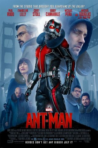 Ant-Man DVDRIP French