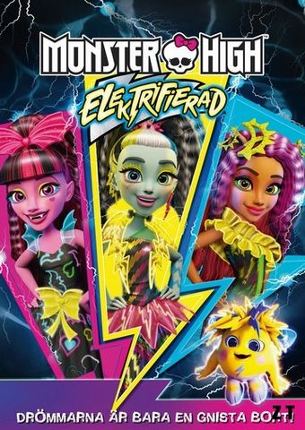 Monster High : Electrisant HDLight 1080p French