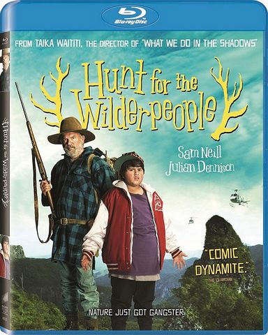 Hunt for the Wilderpeople Blu-Ray 1080p VOSTFR