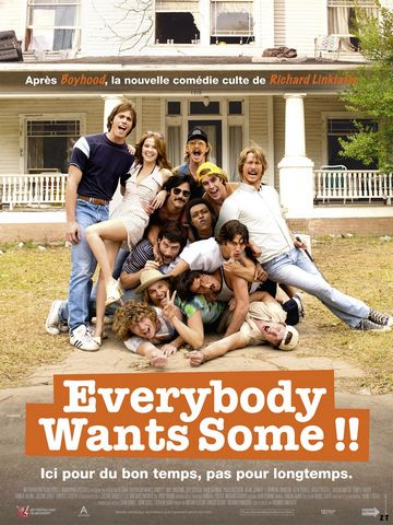 Everybody Wants Some !! DVDRIP French