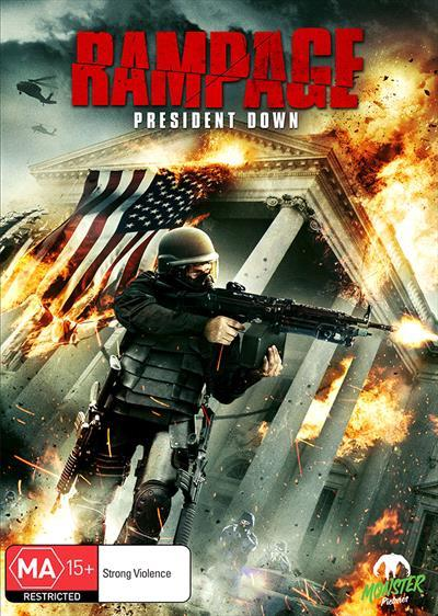 Rampage 3 : President Down BRRIP French